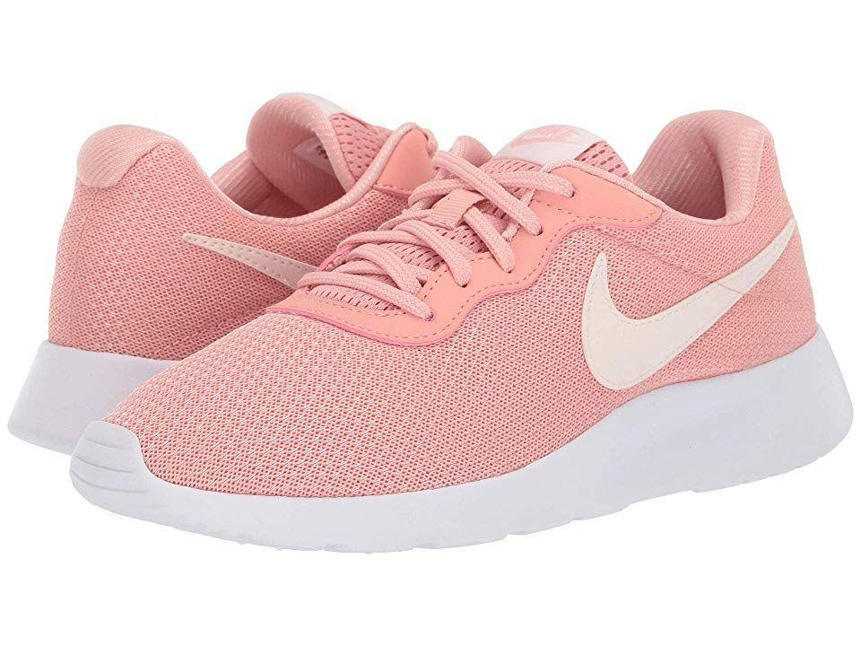 Pink nike shoes, Nike tanjun, Nike