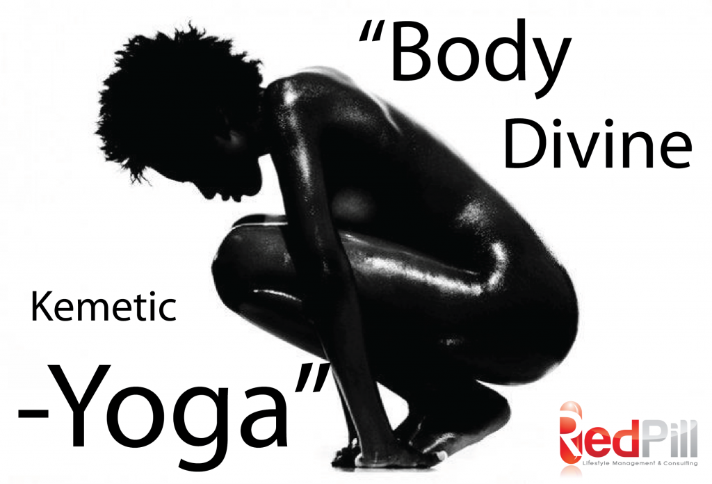 Kemetic Yoga | REDPILL KEMETIC YOGA