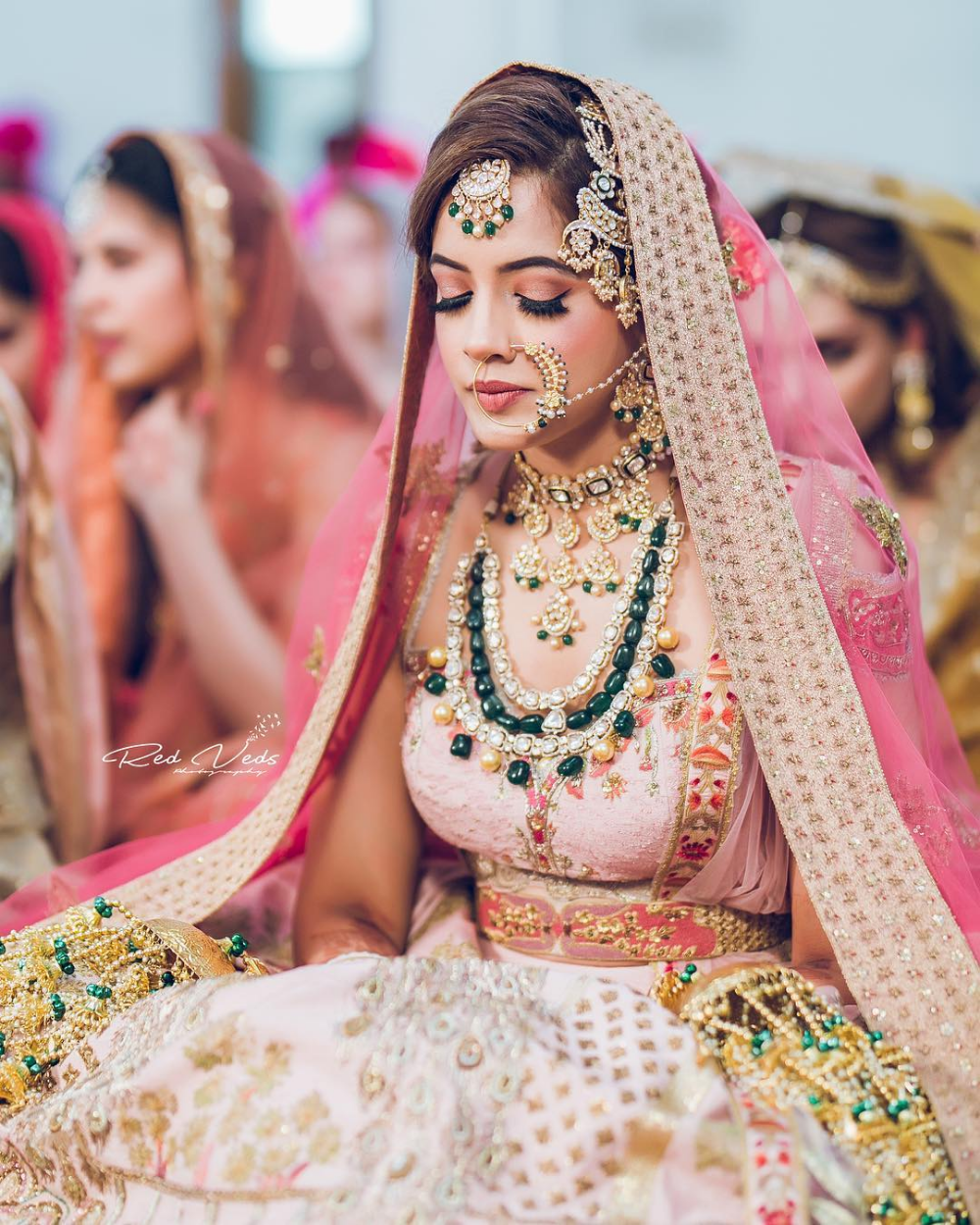 Quirky Wedding Hairstyle: Offbeat Bridal Jewellery Designs Spotted On Real Brides