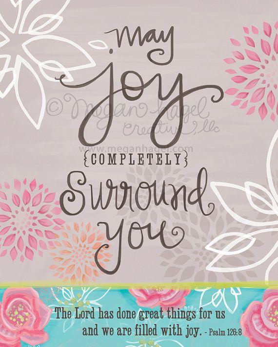 joy scripture 8 x