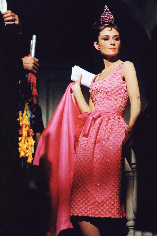 Edith Head sketch for Audrey Hepburn in Breakfast at Tiffany\'s (1961 ...