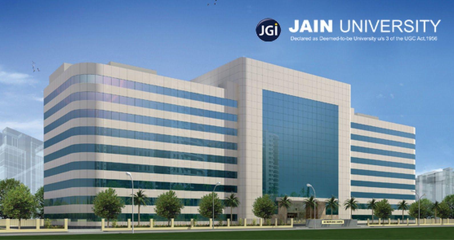 Www Jainuniversity Ac In University Admissions Overseas
