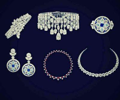 f76492f0507 Joias Harry Winston - Harry Winston Jewelry - Joalherias Famosas