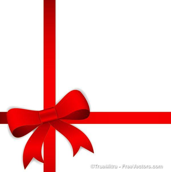 Gift ribbon bow free vectors pinterest gift ribbon and gift gift ribbon bow negle Gallery