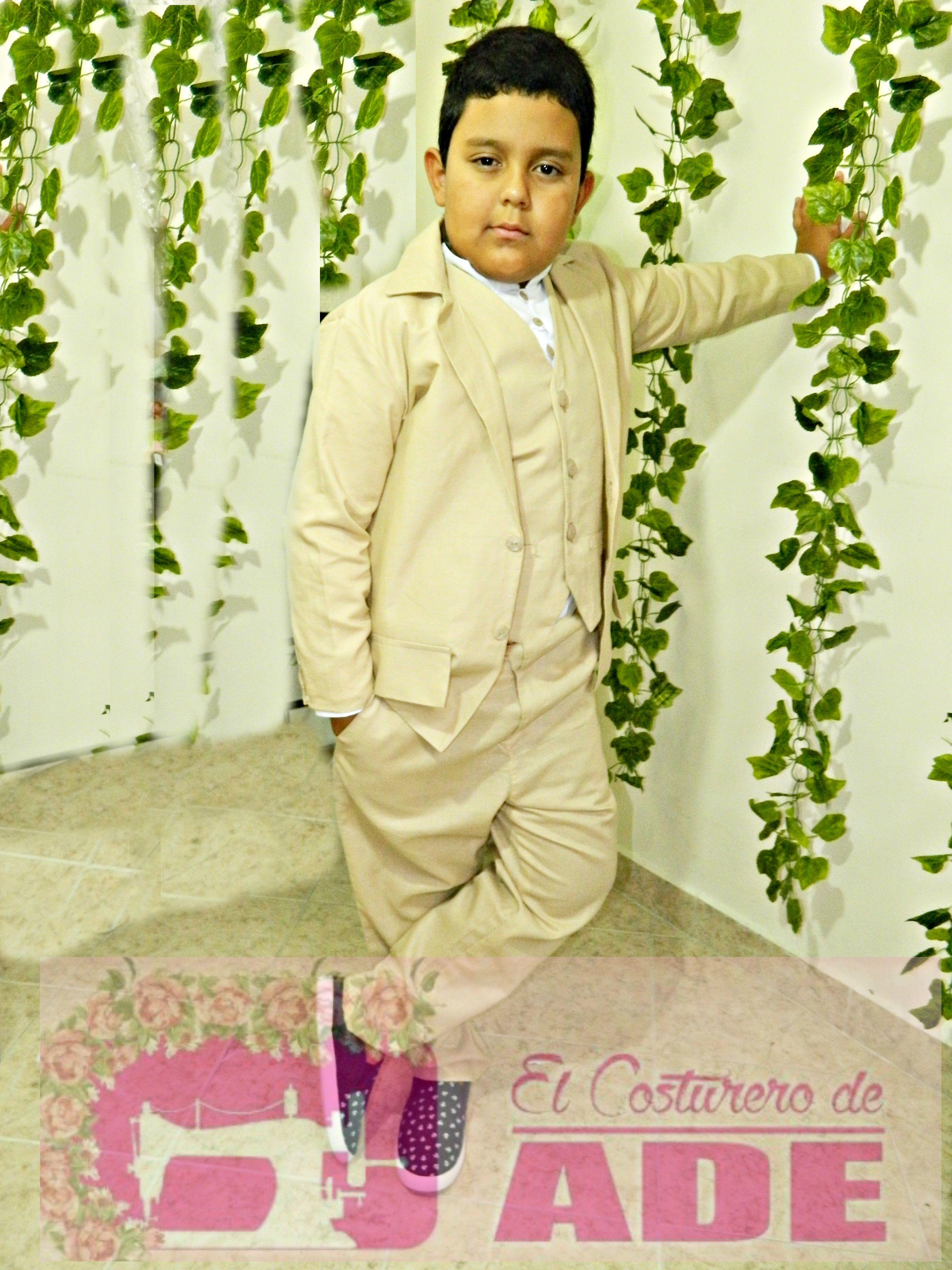 Traje De Primera Comunion Para Niño Como Vestir A Un Niño