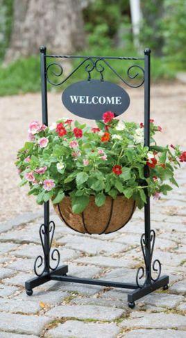 Bienvenidos!! Bašte Pinterest Jardins, Fer forgé et Patios