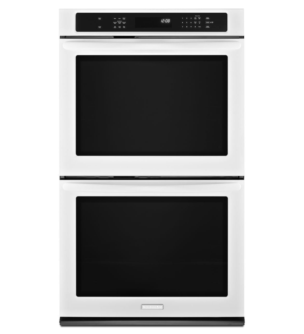 Kitchenaid 30 Inch Convection Double Wall Oven Architect Series