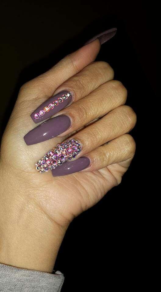 Pinterest: Nail Design | Nail art | Pinterest | Nail nail, Coffin ...