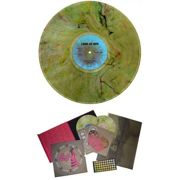 P P Records Hits Hits Hits Box Set Serato Control Vinyl Pair 3 Dvds Book Poster Boxset Book Posters Records