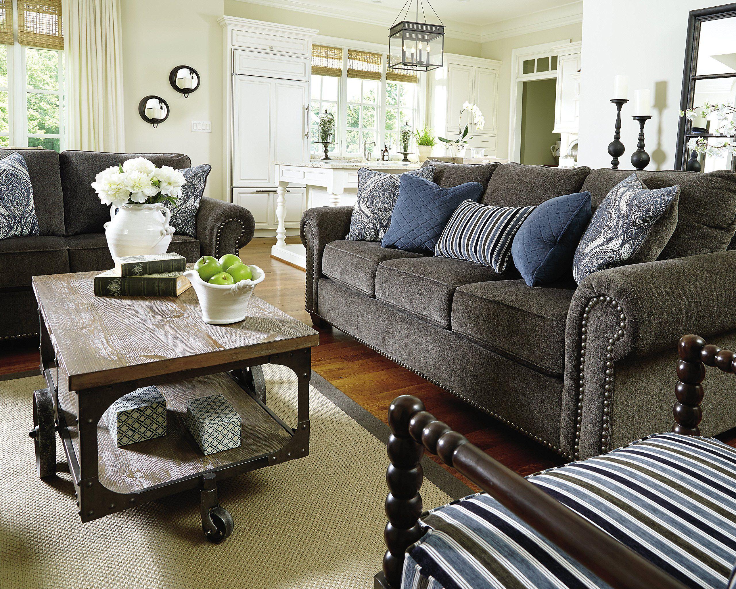 Ashley Furniture Signature Design Vennilux Coffee Table
