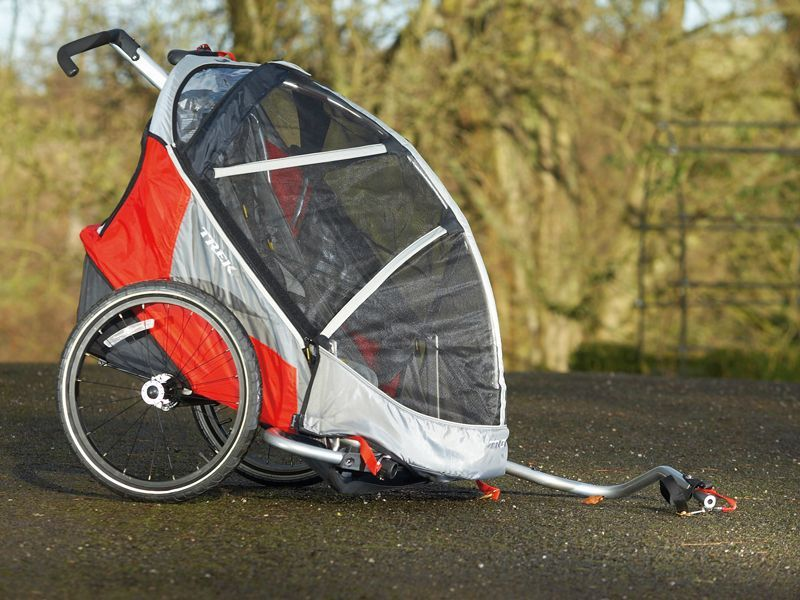 Trek Deluxe Gobug Review Child Carrier Trek Stroller