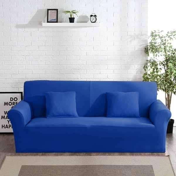 Solid Sofa Cover Sofa Covers Sofa Types Of Sofas
