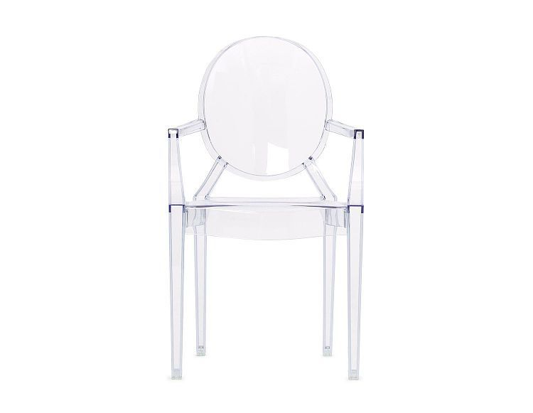 Structube - ghost chair Chez Shannon Pinterest Dining room