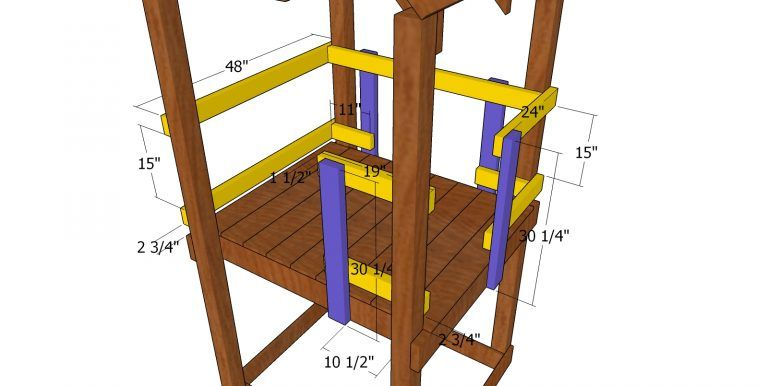 Outdoor Playset with Swing and Slides - Free PDF Download ...