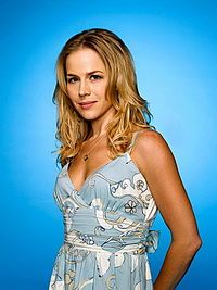 Season 1,2,3-Julie Benz as Rita Bennett. Died end of Season 4 by the hands of the Trinity Killer.