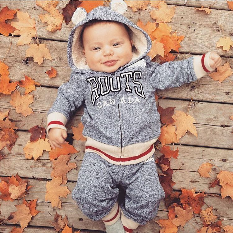 Newborn Baby Jumpsuit American Grown British Roots Baby Clothes