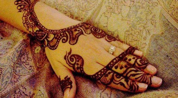 Mehndi Hand With Eye : Mehndi designs for holi spring festival