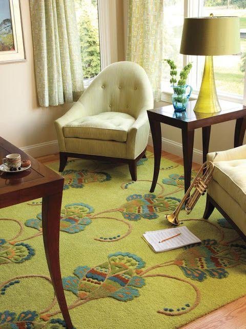 Modern Design de Mobiliário: 2013 coloridos tapetes