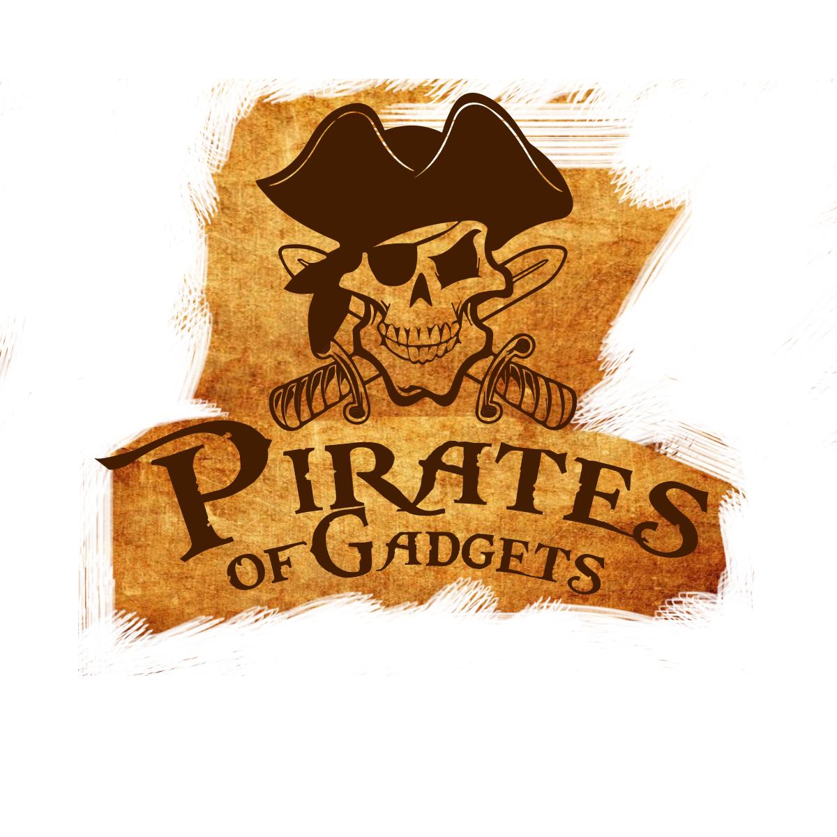 Logo for Pirates of Gadgets | Business logo, Business logo ...