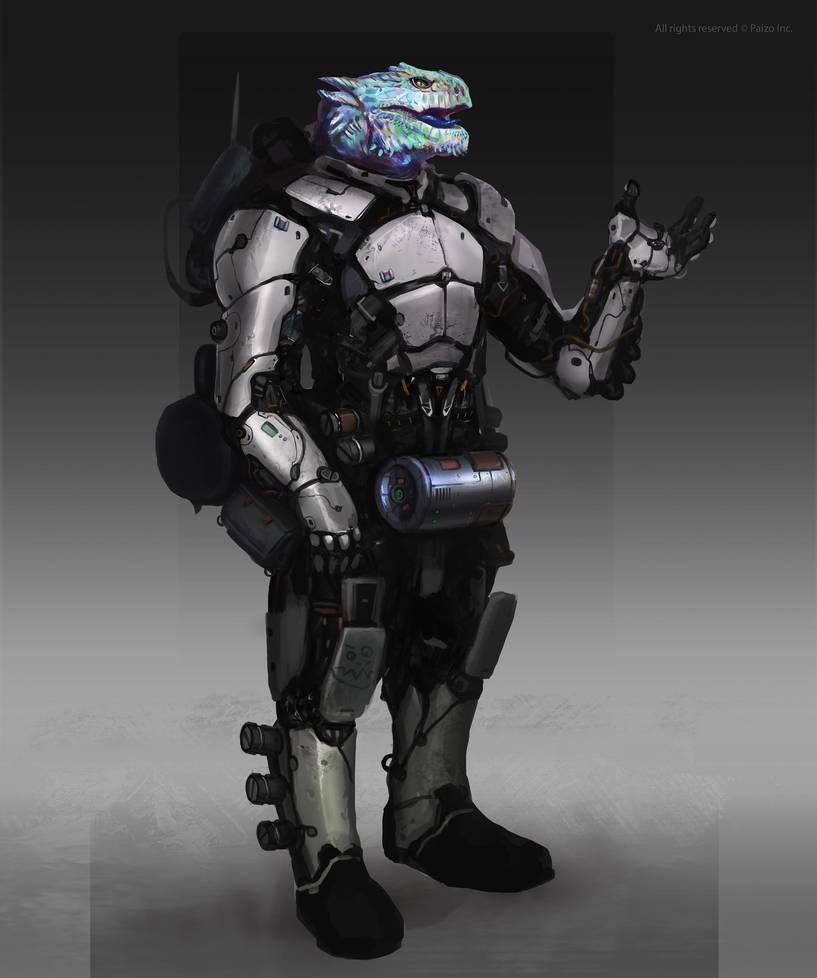 sci fi engineer - Google Search | Sci fi concept art, Sci