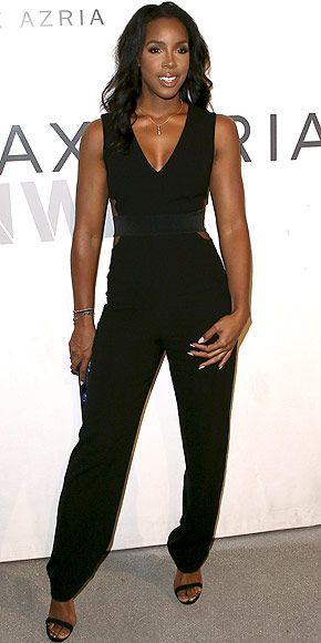 Kelly Rowland in BCBG Max Azria