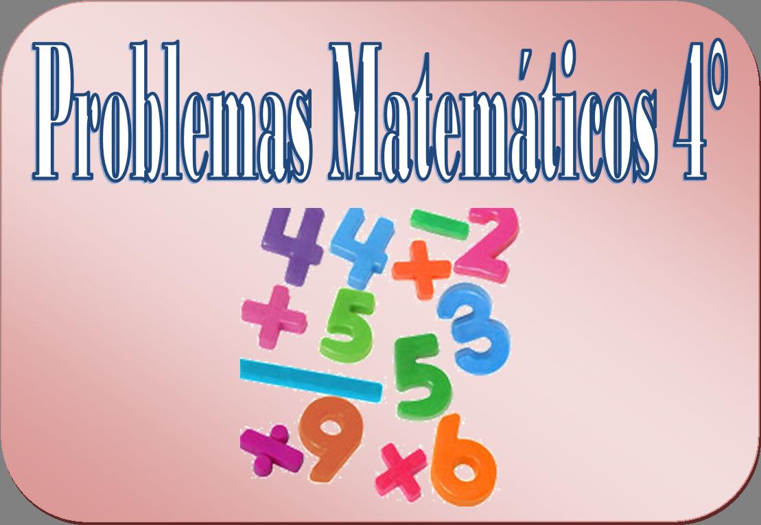 Problemas matemáticos para cuarto grado de primaria - http ...