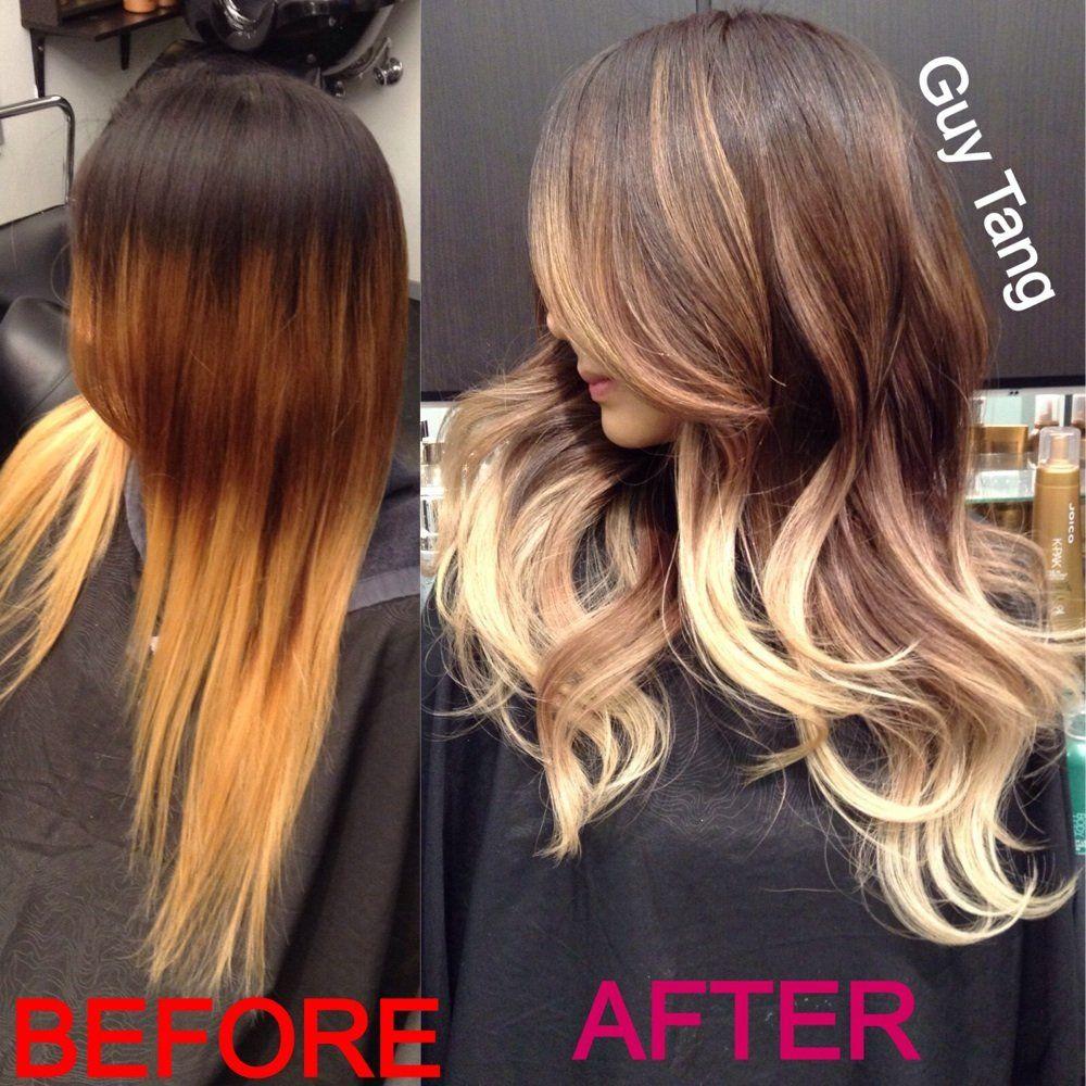Guy Tang Yelp Hair Makeover Brassy Hair Gorgeous Hair