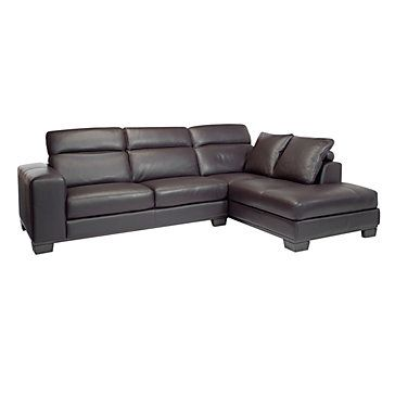 Living Room Furniture Brooklyn brooklyn sectional - chocolate | sectionals | living room