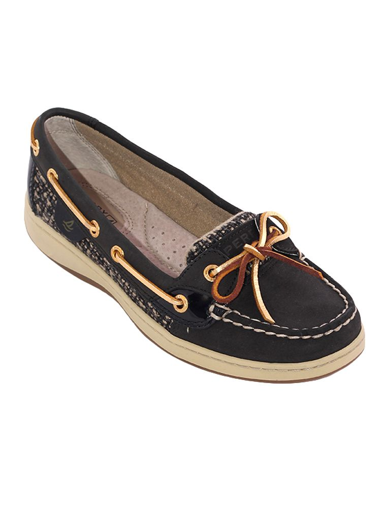 sperry s angelfish slip on boat shoe this