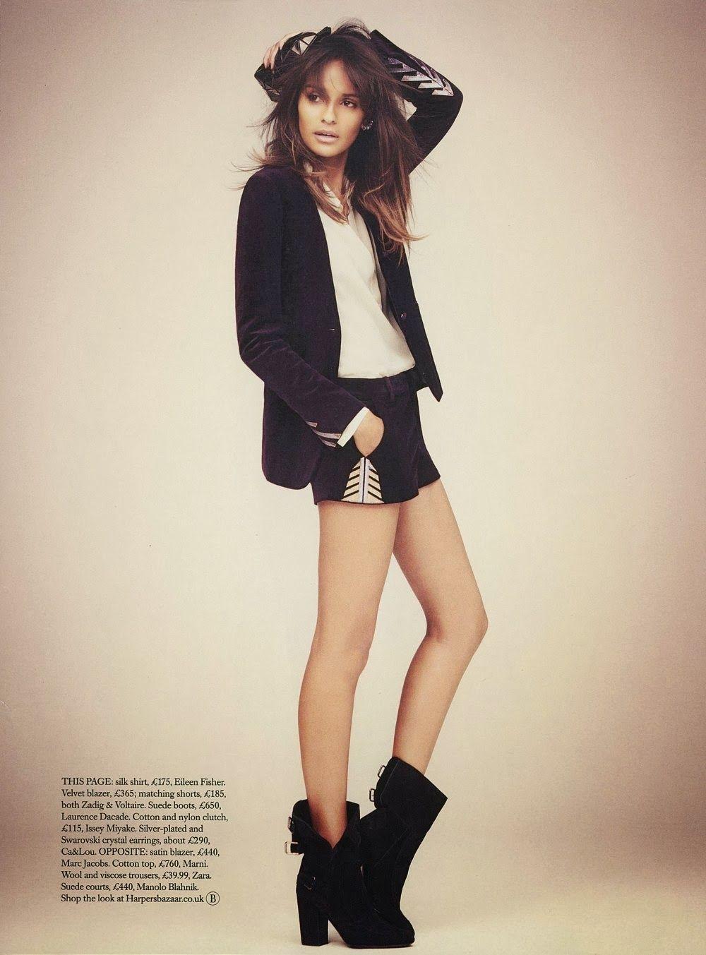 Gracie+Carvalho+for+Harper%E2%80%99s+Bazaar+UK+January+2014