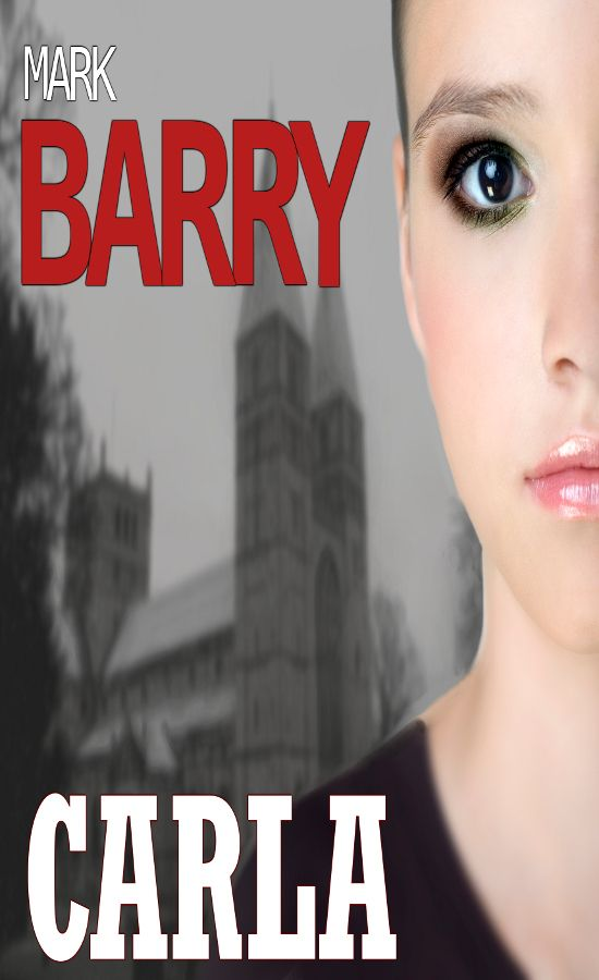 Mary Ann Bernal: Carla by Mark Barry