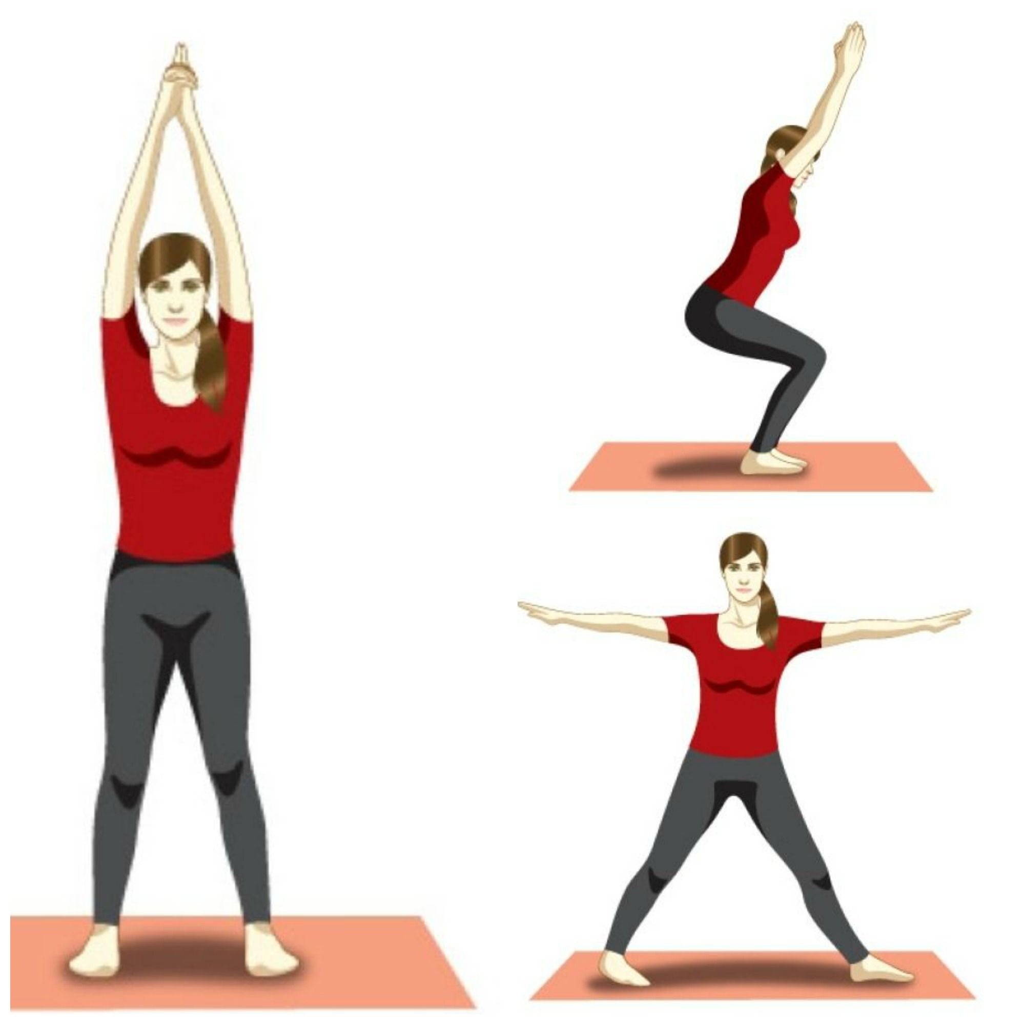 Top 31 Yoga Asanas For A Healthy Heart (With images)  Yoga asanas