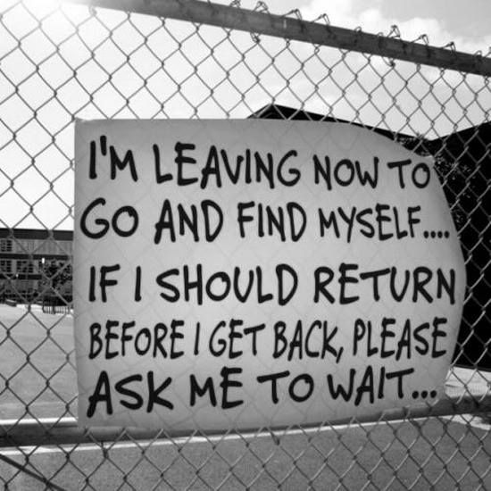 please ask me to wait..