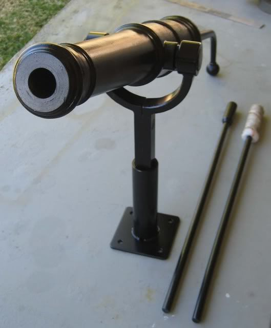 Christmas Swivel Gun - Traditional Muzzleloading Forum