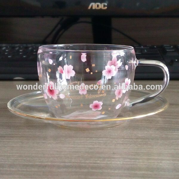 Disposable Tea Cups And Saucersmodern Tea Cup And Saucerglass
