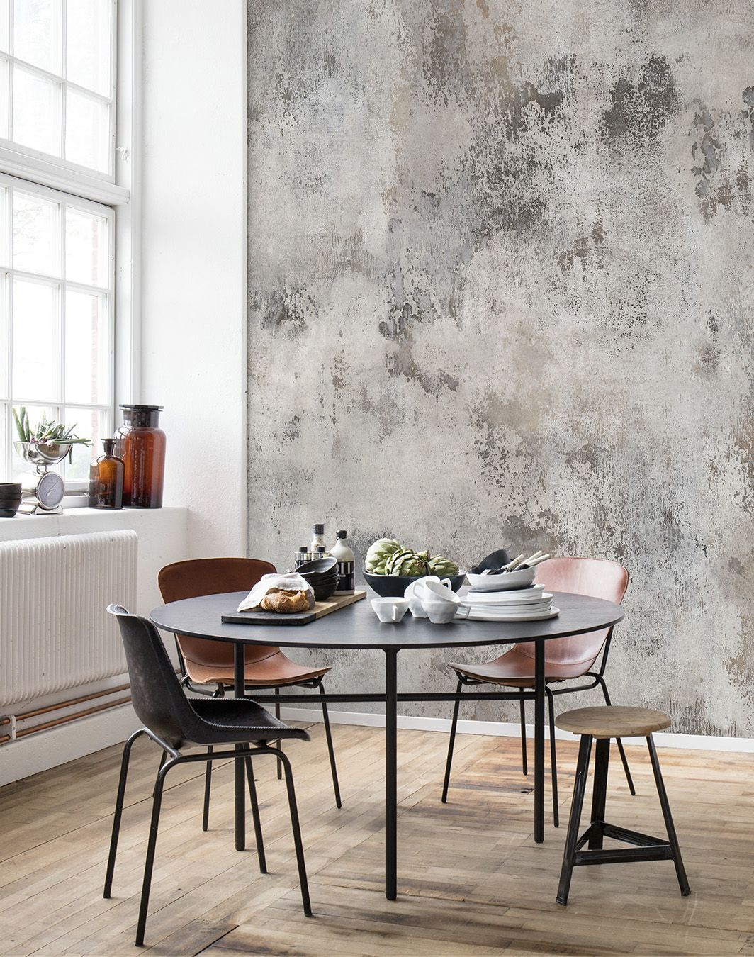 Patina | Decor in 2019 | Wandgestaltung tapete, Tapeten ...