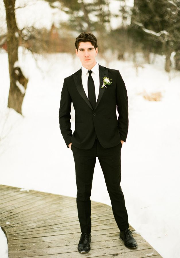 Winter Wedding Suits For Men | Wedding Tips and Inspiration
