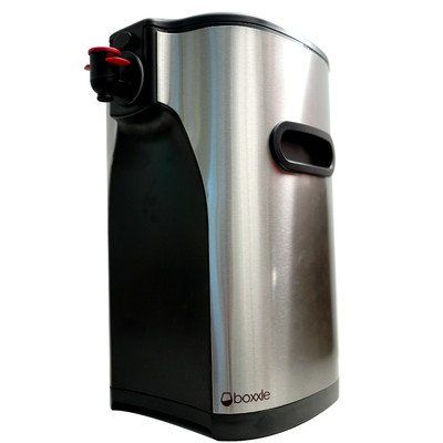 Boxxle Box Wine Dispenser 3Liter Stainless Steel * Check this awesome product by going to the link at the image.