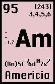 elemento qumico nm95 am amercio