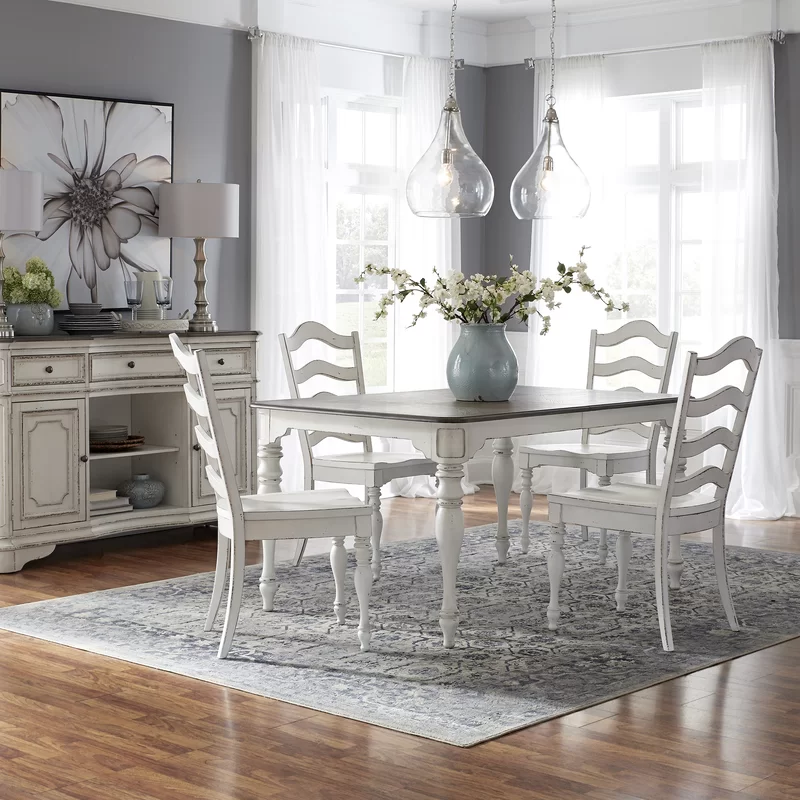 Tiphaine Dining Table In 2020 Shabby Chic Dining Room Chic