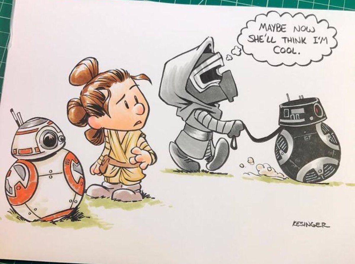 Thelastjedi Hashtag On Twitter Star Wars Cartoon Funny Star Wars Memes Star Wars Geek