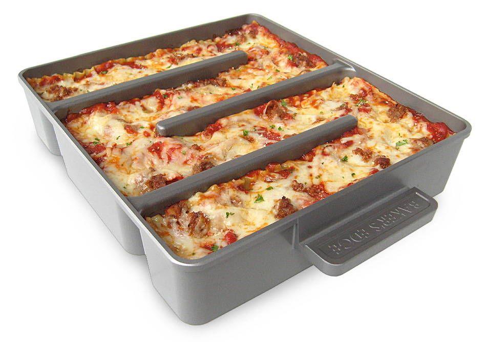 The Ultimate Lasagna Pan