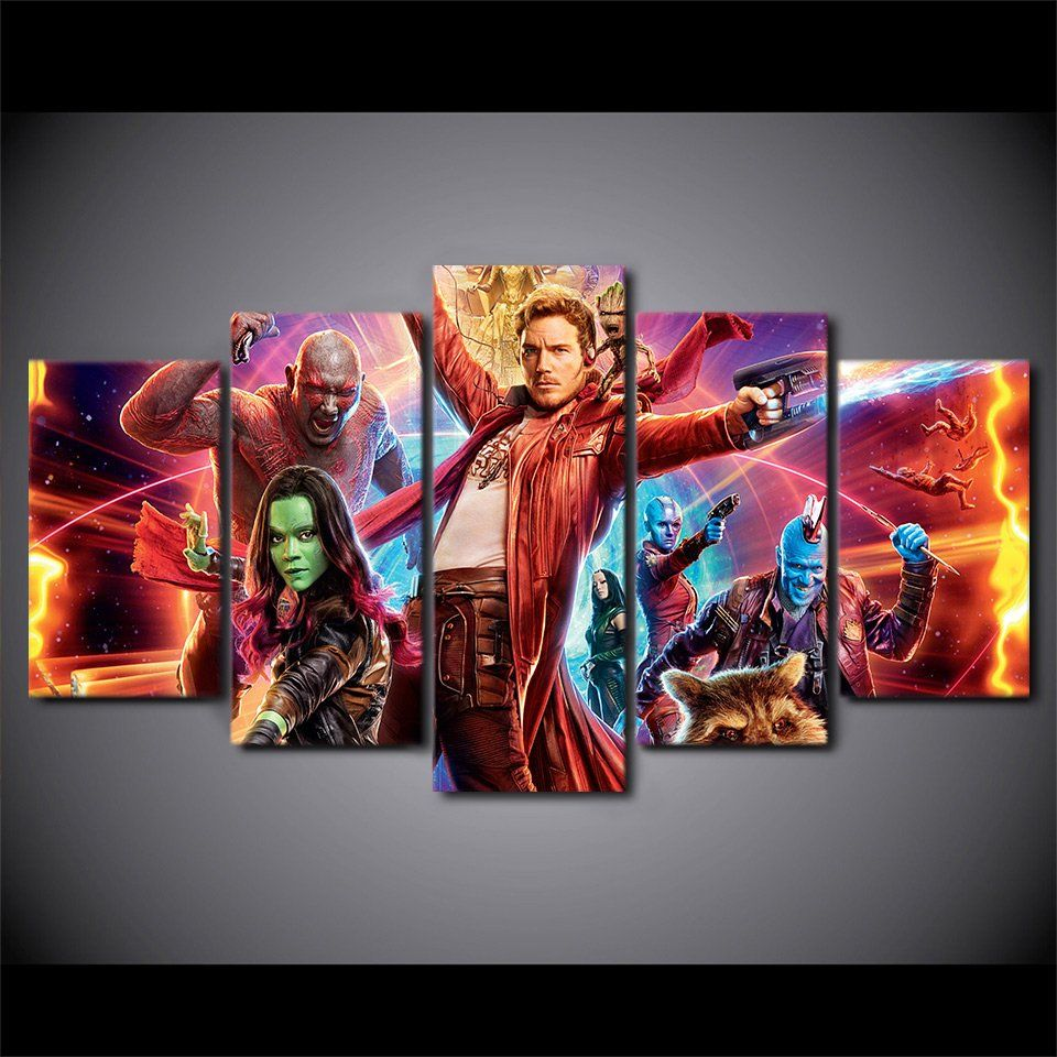 gifts print prints gift wall art poster posters Guardians of the Galaxy