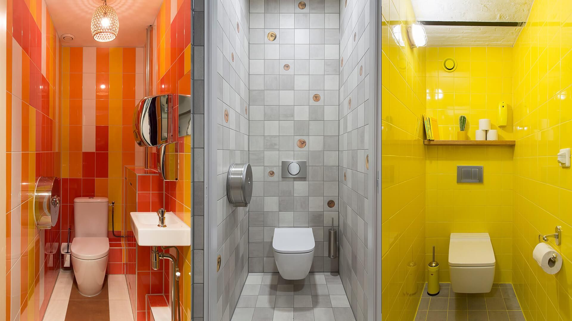 Toilet Transformation Students Redesign Bathrooms With