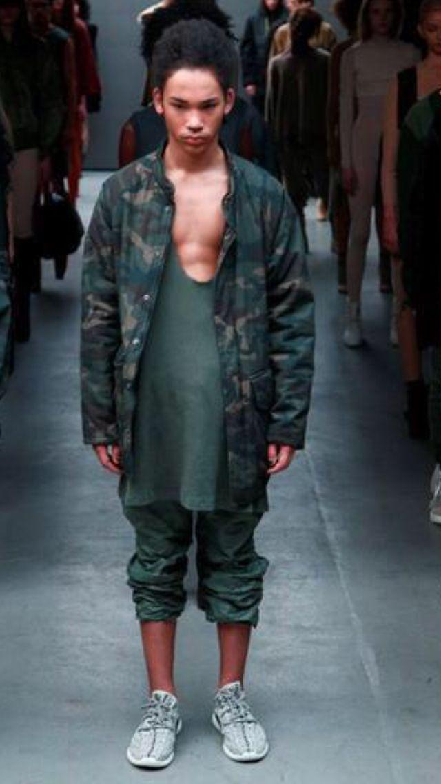 Adidas Yeezy Season 1 Adidas Yeezy Outfit Kanye West Adidas Originals Kanye West Adidas
