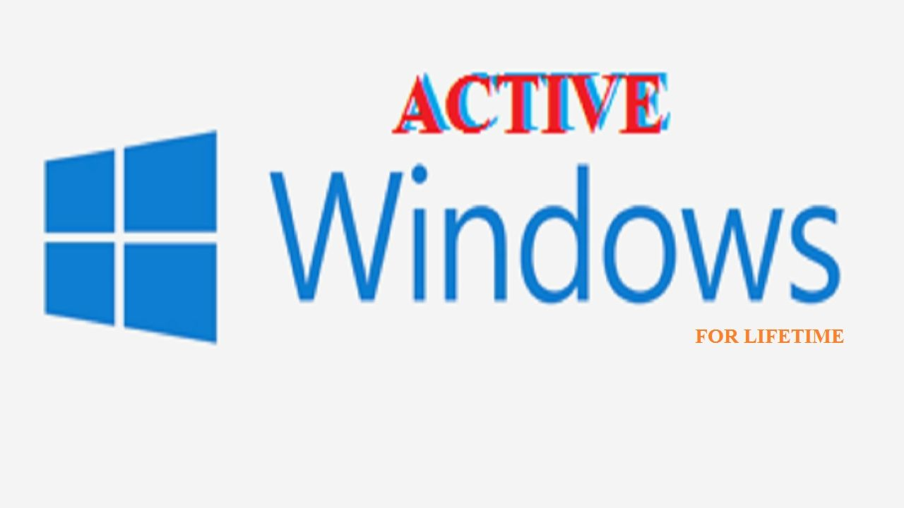 Active Windows for Lifetime All in one Phone logo