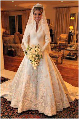 Lala Rudge Wedding Dress