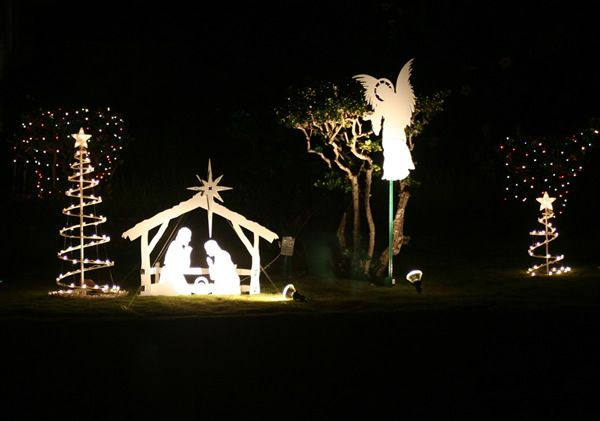 Outdoor nativity scene photo christmas pinterest outdoor outdoor nativity scene photo aloadofball Gallery