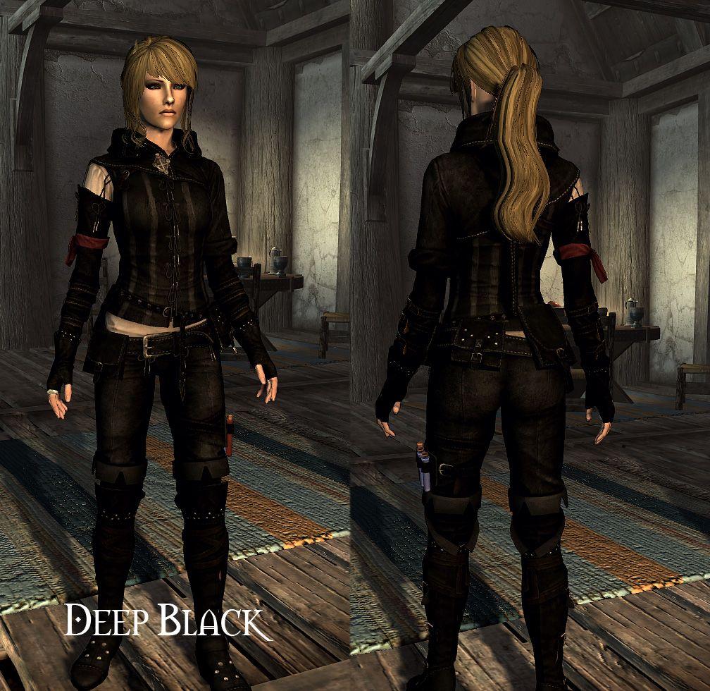 Triss Armor Retextured CBBE HDT at Skyrim Nexus - mods and community