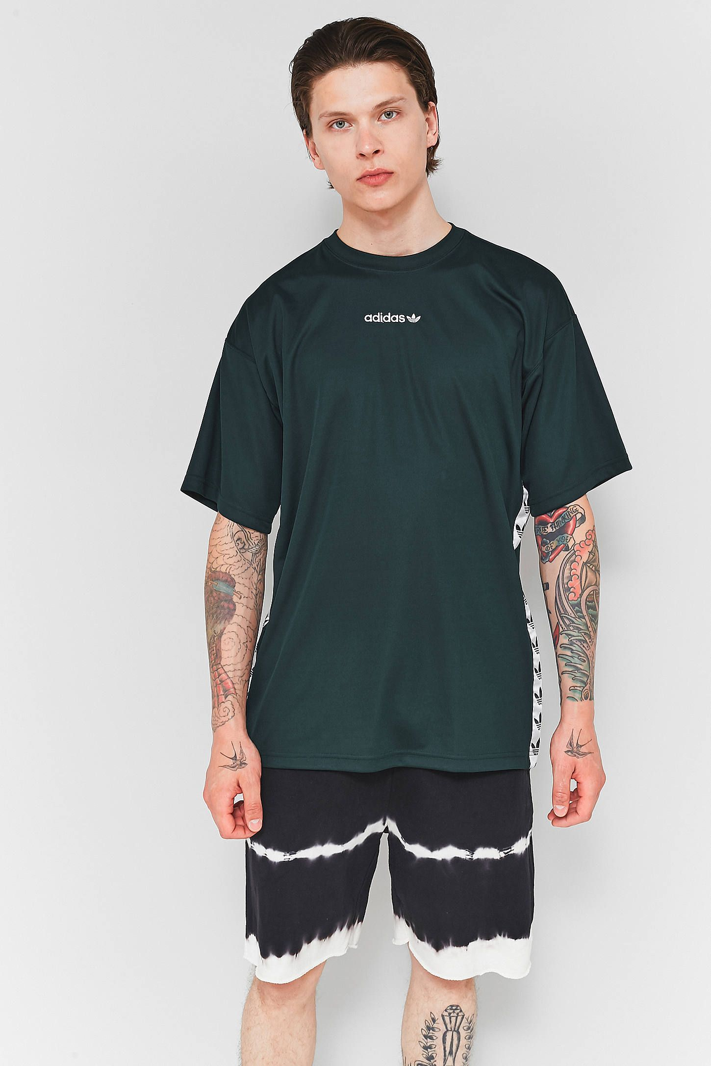 camiseta adidas TNT Green TNT Night camiseta Taped Green | e29184d - rspr.host